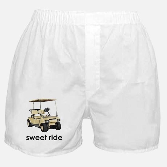 sweet ride Boxer Shorts