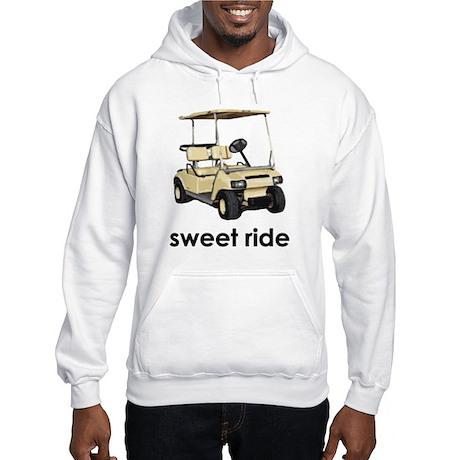 sweet ride Hooded Sweatshirt
