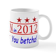 Cute Woman republican Mug