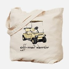 off road warrior Tote Bag
