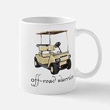off road warrior Mug