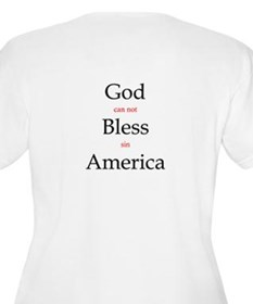 Can Not Bless T-Shirt