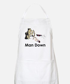 MAN DOWN BBQ Apron