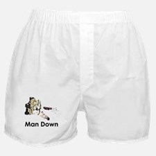 MAN DOWN Boxer Shorts