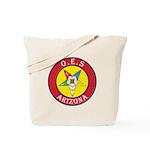 Arizona Order of the Eastern Star Tote Bag