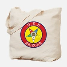 Arizona Order of the Eastern Star Tote Bag