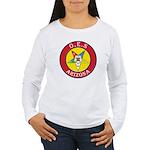 Arizona Order of the Eastern Star Women's Long Sle