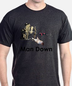 MAN DOWN T-Shirt