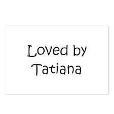 Cute Tatiana Postcards (Package of 8)