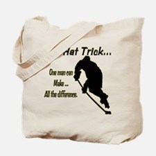 The Hat Trick Tote Bag