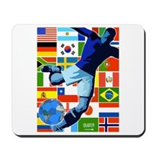 The World's Game Mousepad