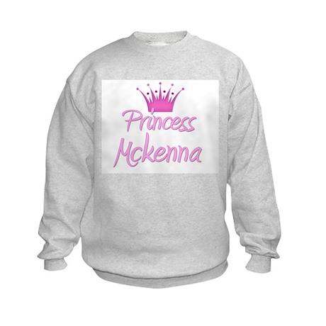 Princess Mckenna Kids Sweatshirt