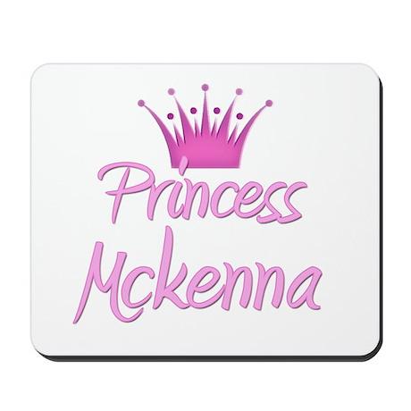Princess Mckenna Mousepad