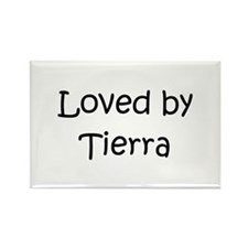 Funny Tierra Rectangle Magnet
