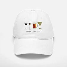 group therapy Baseball Baseball Cap