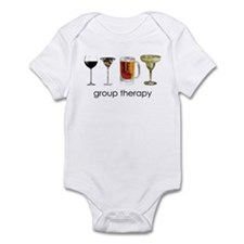 group therapy Infant Bodysuit