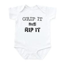 Grip it and Rip it Infant Bodysuit