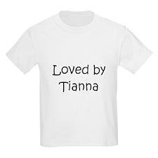 Cute Tianna T-Shirt