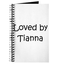 Cute Tianna Journal
