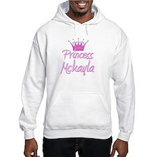 Princess Mckayla Hoodie Sweatshirt