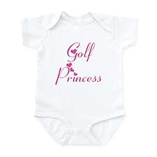 Golf Princess Infant Bodysuit