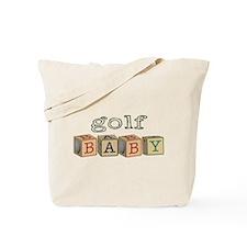 golf baby Tote Bag