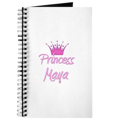 Princess Maya Journal