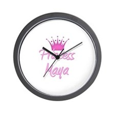 Princess Maya Wall Clock