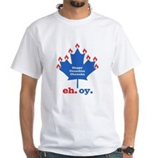 Canadian Chanukah Shirt