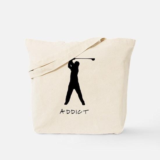addict Tote Bag
