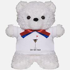 the 19h hole Teddy Bear