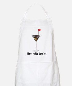 the 19h hole BBQ Apron