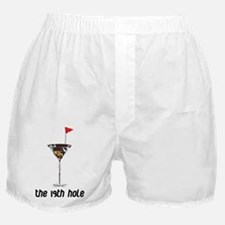 the 19h hole Boxer Shorts