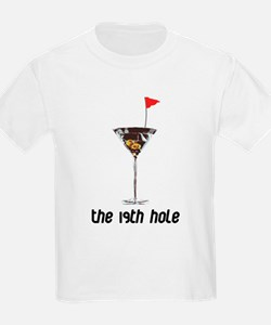 the 19h hole T-Shirt