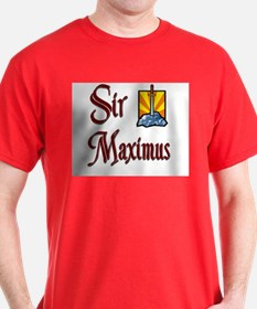 Sir Maximus T-Shirt