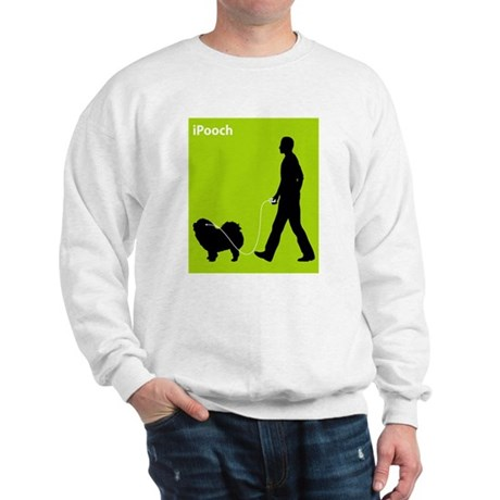 Chow Chow Rough-Coat Sweatshirt