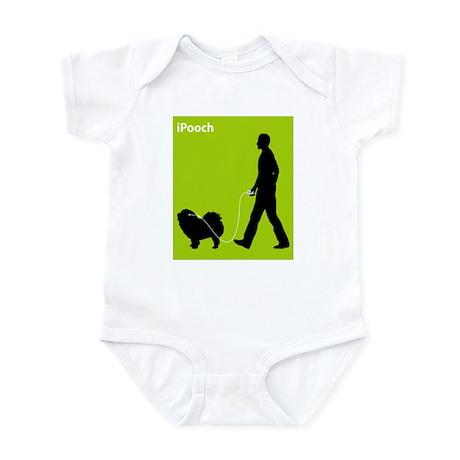 Chow Chow Rough-Coat Infant Bodysuit
