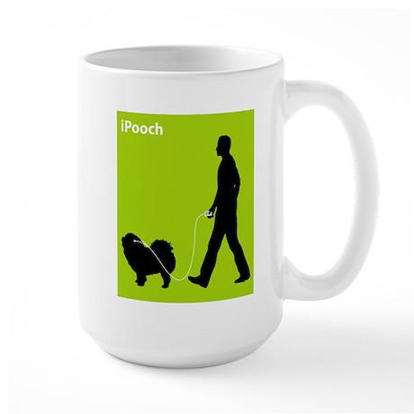 Chow Chow Rough-Coat Large Mug