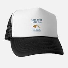 Central Asian Shepherd Trucker Hat