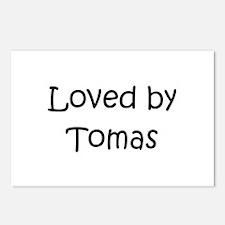 Unique Tomas Postcards (Package of 8)