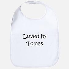 Cute Tomas Bib
