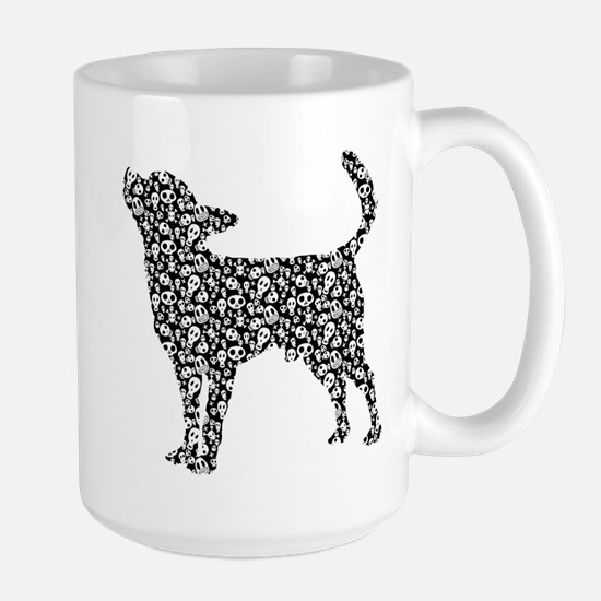Chihuahua Smoothcoated Large Mug