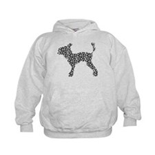 Chinese Crested Dog Hoody