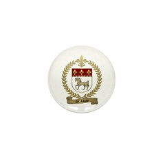 ST. LOUIS Family Crest Mini Button (100 pack)