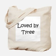 Cute Tyree Tote Bag
