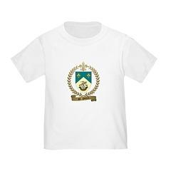 ST. PIERRE Family Crest T