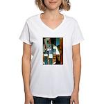 Siphon Women's V-Neck T-Shirt