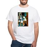 Siphon White T-Shirt