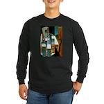 Siphon Long Sleeve Dark T-Shirt