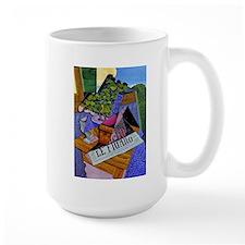 Pot of Geraniums Mug
